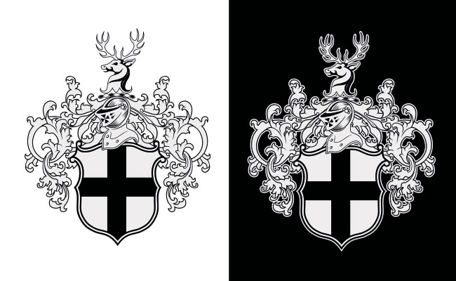 Rainsford Family Crest
