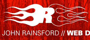 My old rainsford1.com logo- notice anything about the red background image? looks familiar eh?